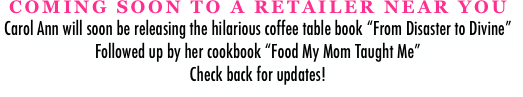 COMING SOON TO A RETAILER NEAR YOU
